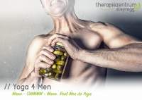 Yoga 4 MEN -> ONLY 4 MEN